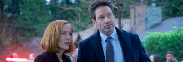 THE X-FILES: 'Familiar' Photos - Give Me My Remote