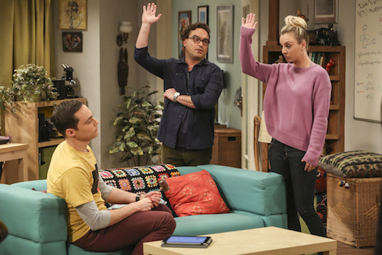 Big Bang Theory Episode 250