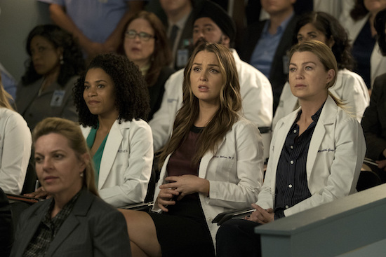 Grey's Anatomy renewed