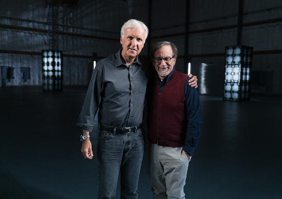 Visionaries James Cameron Dark Future