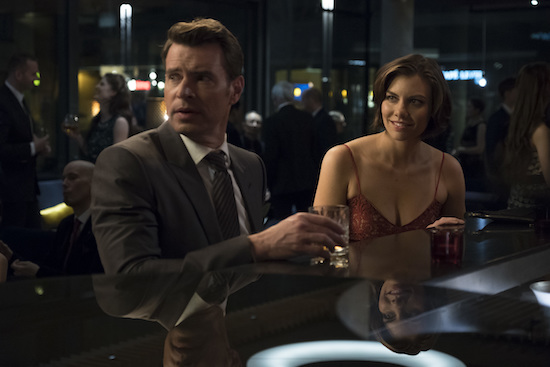 WHISKEY CAVALIER Gets Post-Oscars Slot