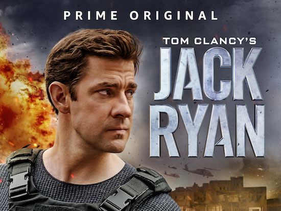 Jack Ryan Key Art