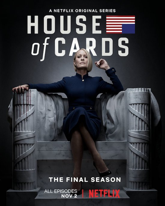 HOUSE OF CARDS' Final Season