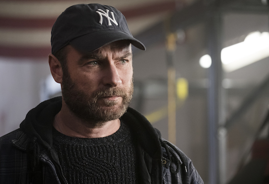 SATURDAY NIGHT LIGHT: Liev Schreiber