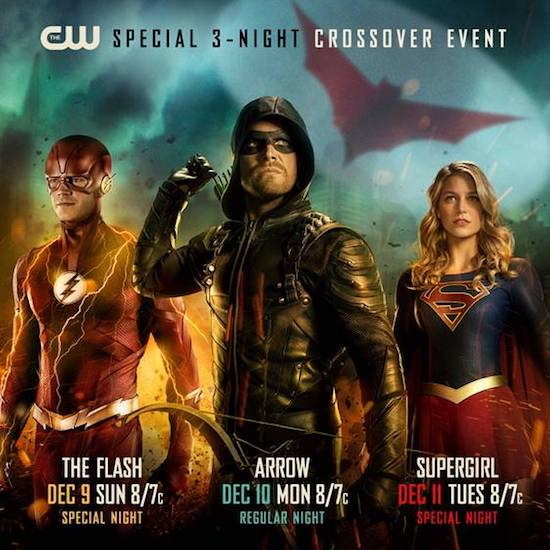 2018 ARROWverse Crossover