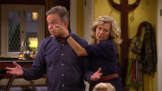 LAST MAN STANDING renewed