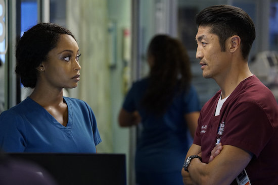 CHICAGO MED Season 4 Premiere Exclusive Clip