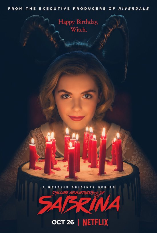 CHILLING ADVENTURES OF SABRINA Season 1 Poster