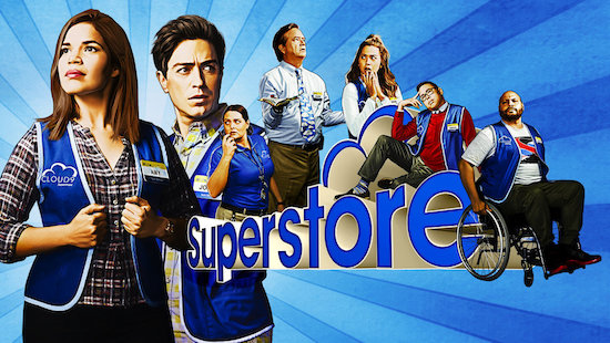 SUPERSTORE Blizzard