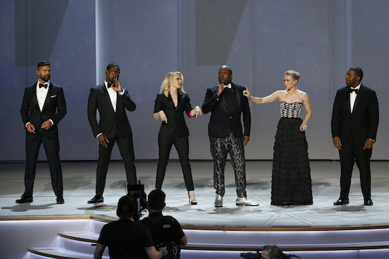 2018 Primetime Emmys: Watch the Musical Cold Open