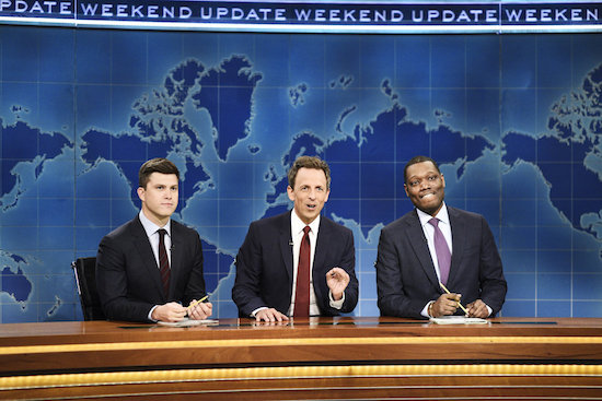 'Really!?!' on Weekend Update