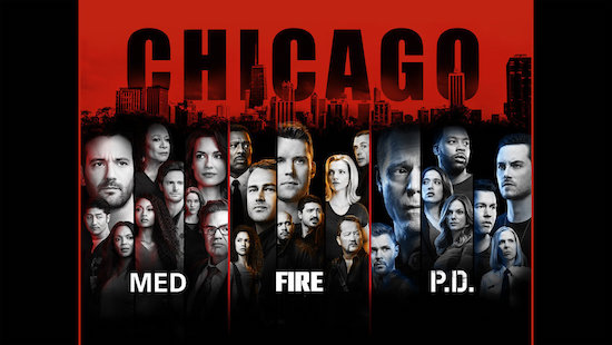 Chicago Fire Chicago P.D. Crossover