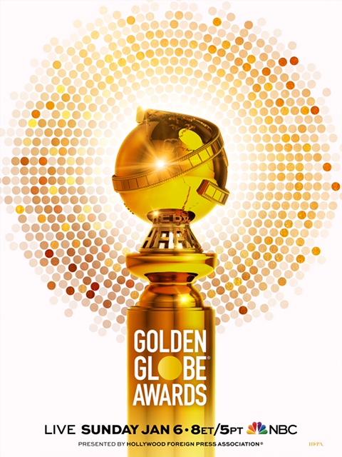 New Golden Globes Trophy