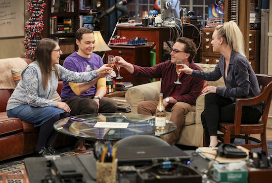 THE BIG BANG THEORY Retrospective
