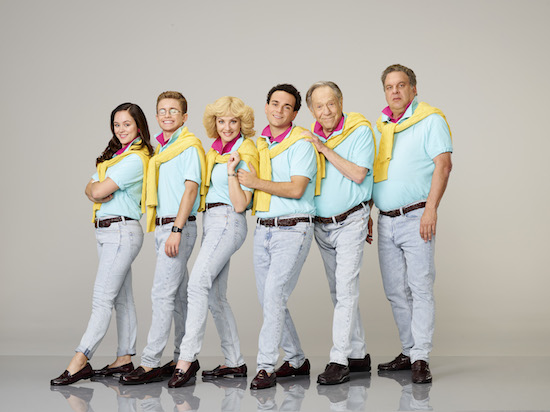 BLACK-ISH, THE GOLDBERGS