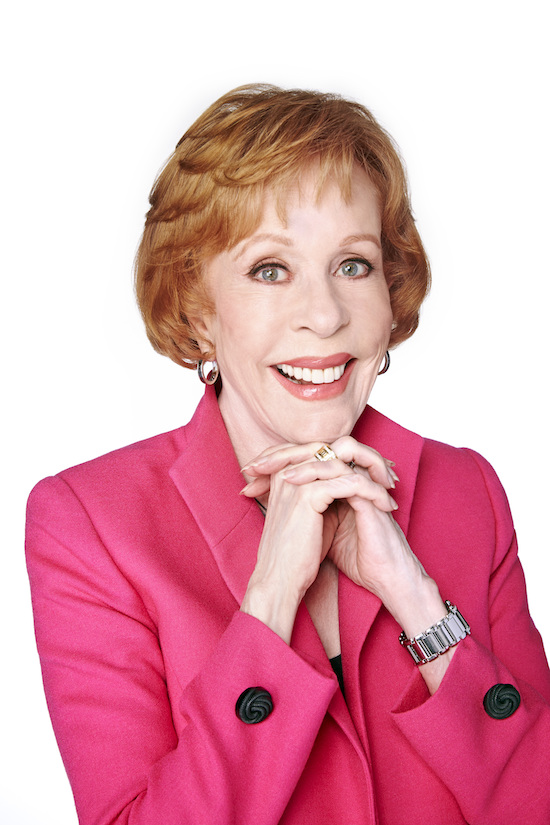 Golden Globes Carol Burnett
