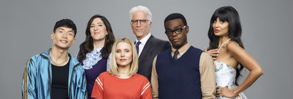 NBC Renews THE GOOD PLACE - Give Me My Remote