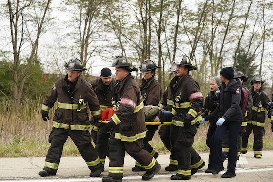 CHICAGO FIRE Fall Finale