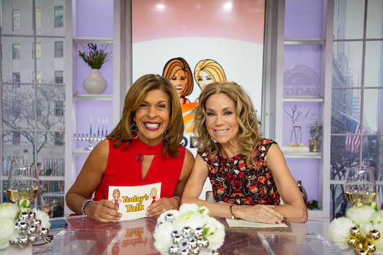 Kathie Lee Gifford Leaving TODAY