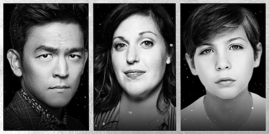 ohn Cho, Allison Tolman, and Jacob Trembla