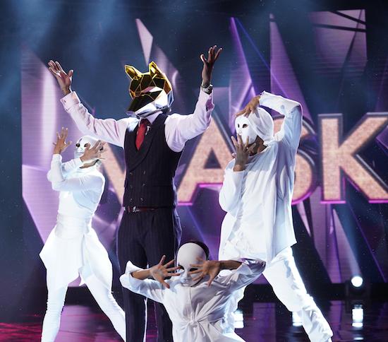 Masked Singer Tori Spelling