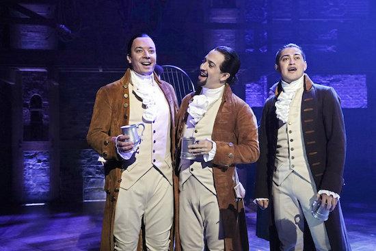 Tonight Show Hamilton