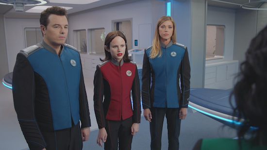 THE ORVILLE, MOM, LAW & ORDER: SPECIAL VICTIMS UNIT