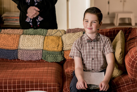 Young Sheldon renewed