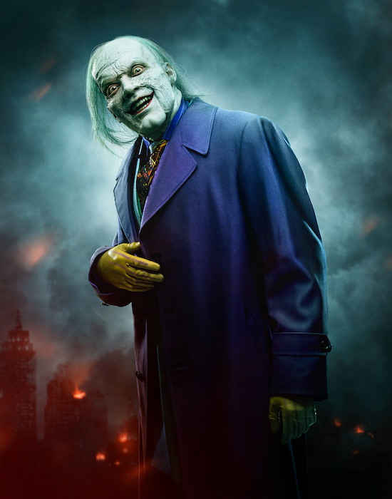 Gotham series finale the joker
