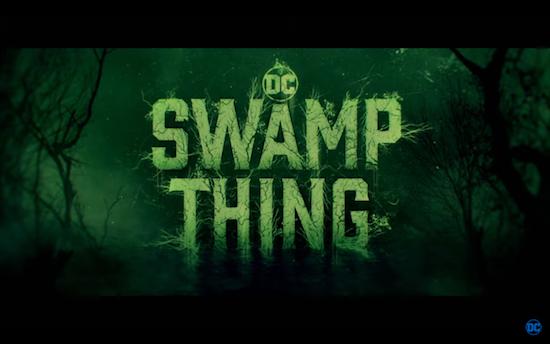 swamp thing season 1 trailer