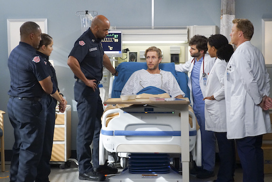 SUPERSTORE, GREY'S ANATOMY, LAW & ORDER: SPECIAL VICTIMS UNIT