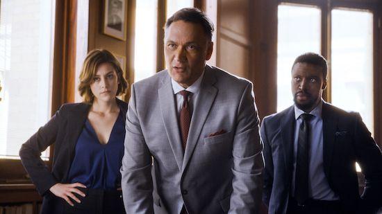 NBC Orders BLUFF CITY LAW SUNNYSIDE