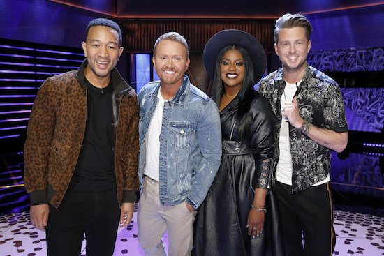 AMERICA'S GOT TALENT and SONGLAND