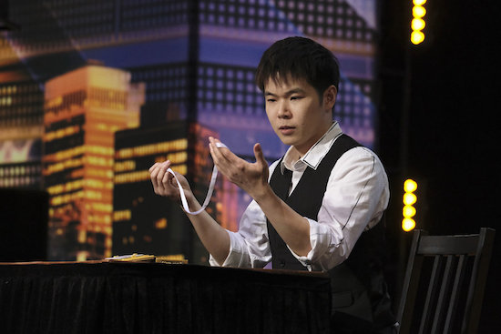 AMERICA'S GOT TALENT Eric Chien