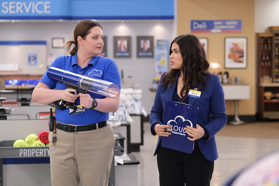 Superstore Lauren Ash