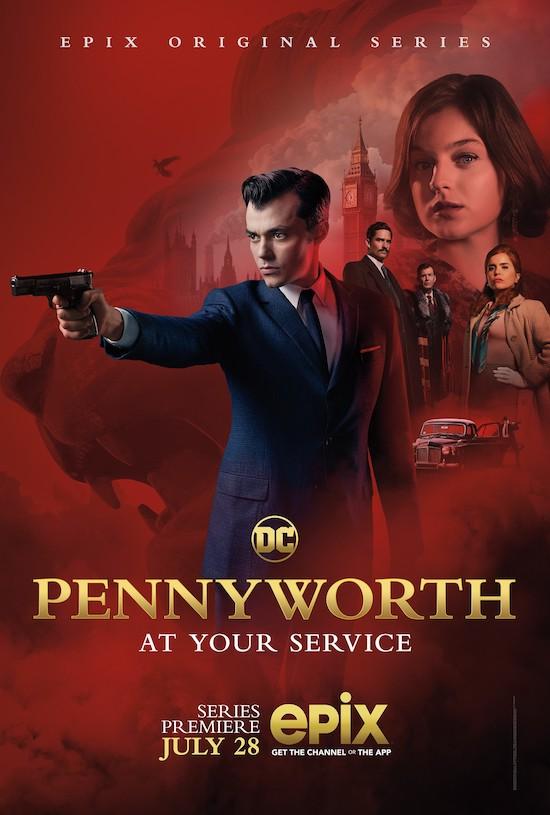 Pennyworth trailer
