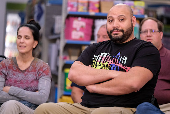 Superstore Colton Dunn Writing