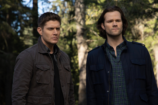 Supernatural series finale tease