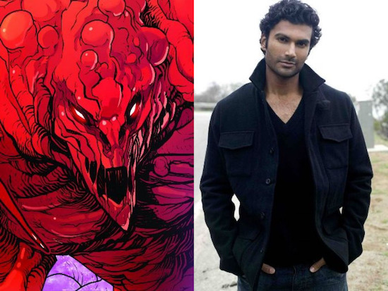 The Flash Sendhil Ramamurthy