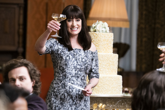 Mom Paget Brewster