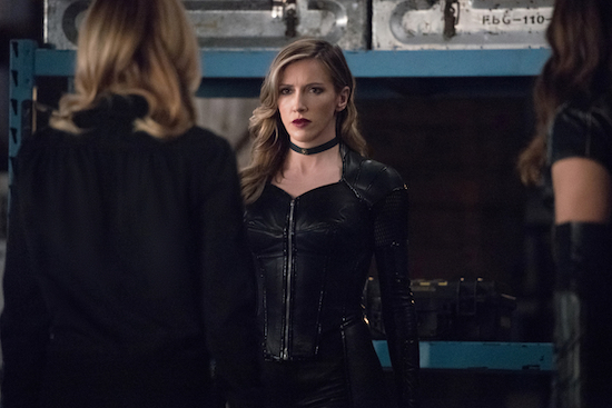 Katie Cassidy directing