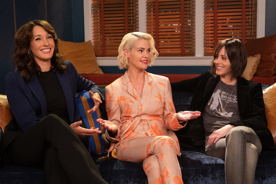 THE L WORD: GENERATION Q Premiere
