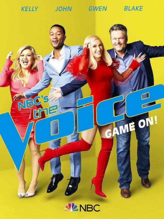THE VOICE Season 17 Poster