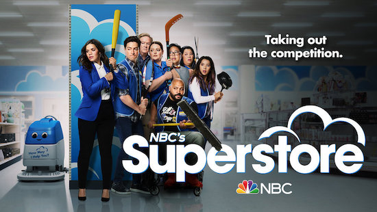 SUPERSTORE rewatch