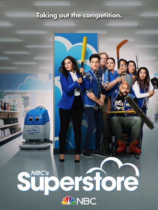 SUPERSTORE Season 5 Poster