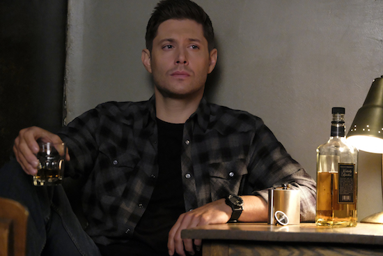 Supernatural Jensen Ackles directing