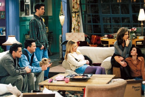 FRIENDS How Did Monica Afford Her Apartment?