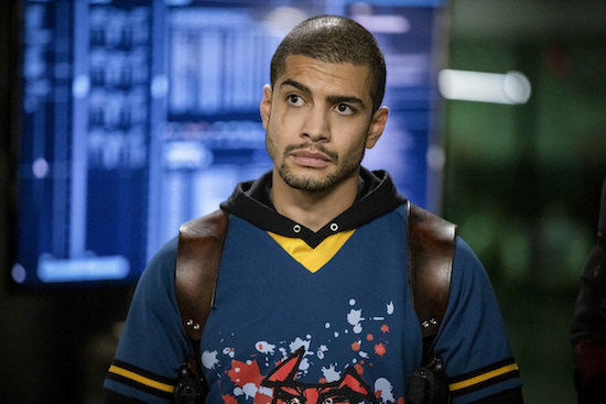 ARROW Rick Gonzalez