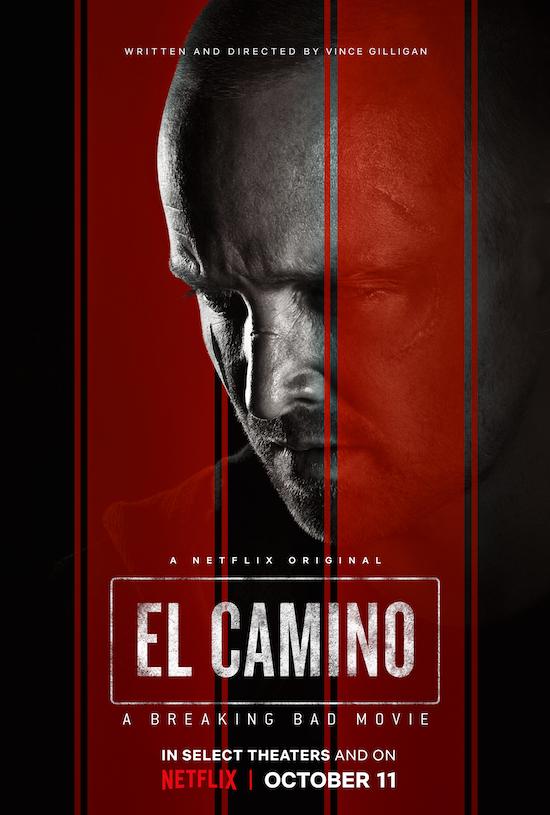El Camino: A Breaking Bad Movie trailer