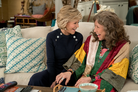 Grace and Frankie final season